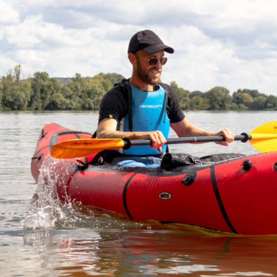 Packraft Test – MRS Nomad S1