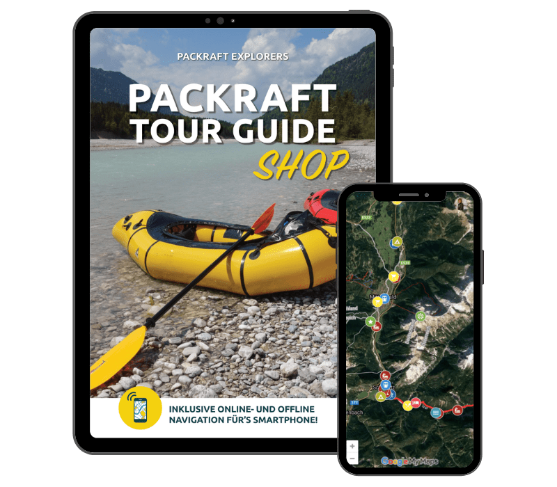 Packraft Tour Guide Shop