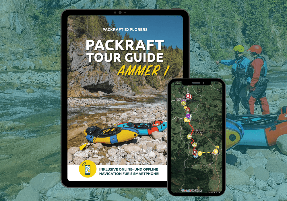 Packraft Tour Guide – Ammer