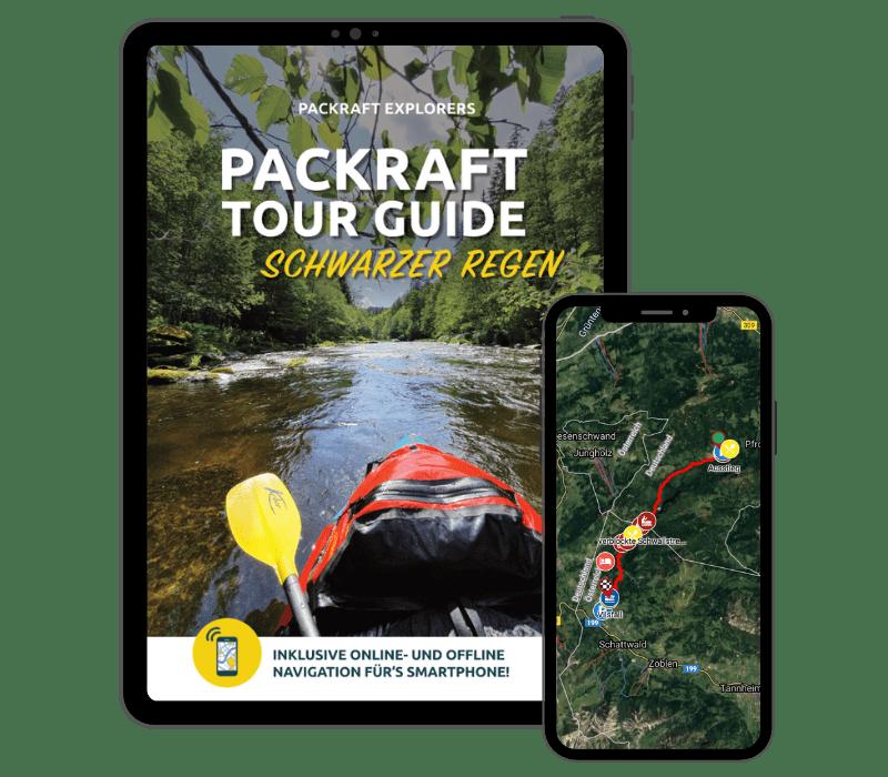 Packraft Tour Guide Schwarzer Regen – Jetzt downloaden