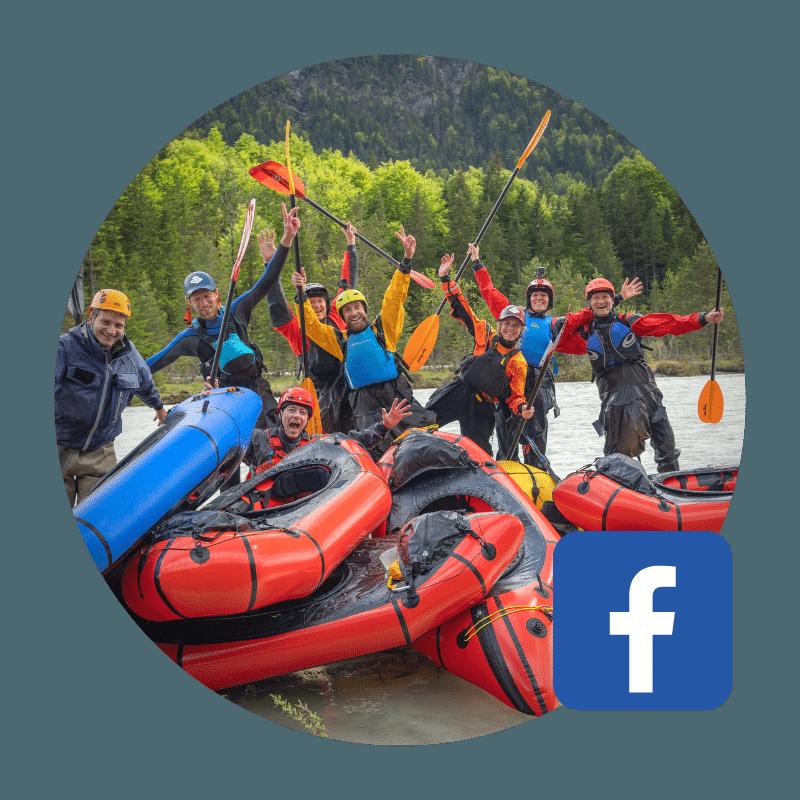 Packarft Explorers Club   Facebook-Gruppe