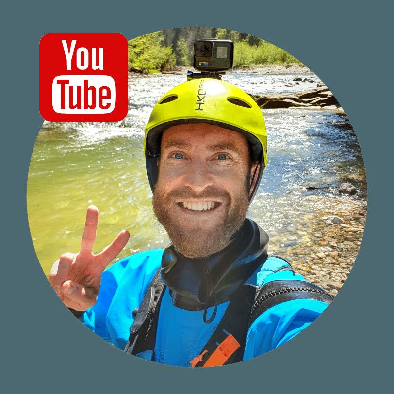 Packraft Explorers bei YouTube