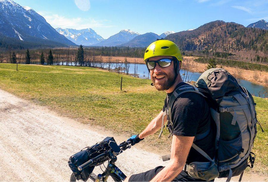 Bikerafting Tour auf der Loisach | Packrafting Blog