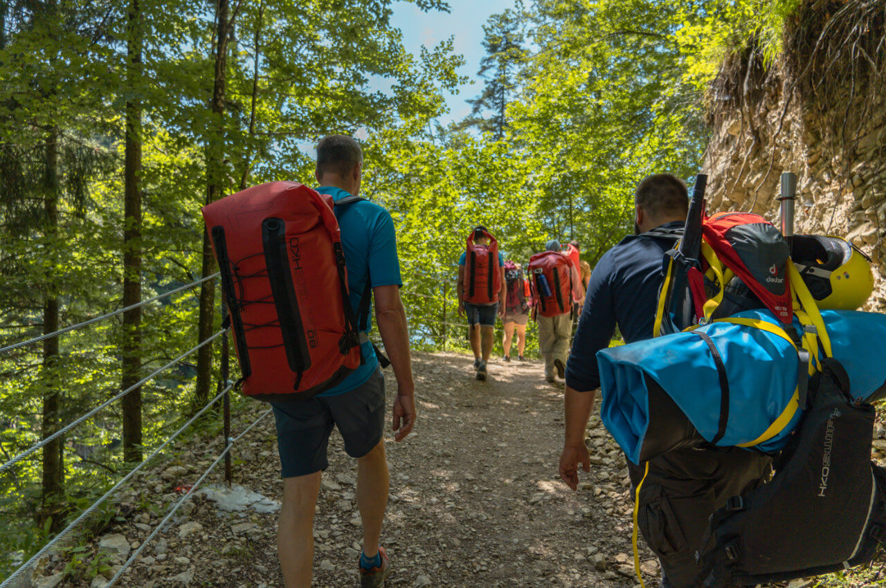 Tom – Packraft Explorers Tourguide